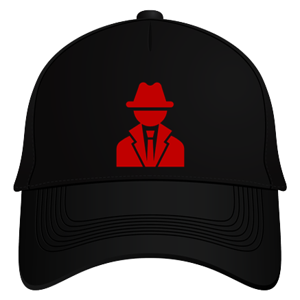 Citizen X Hat From Envisionaries
