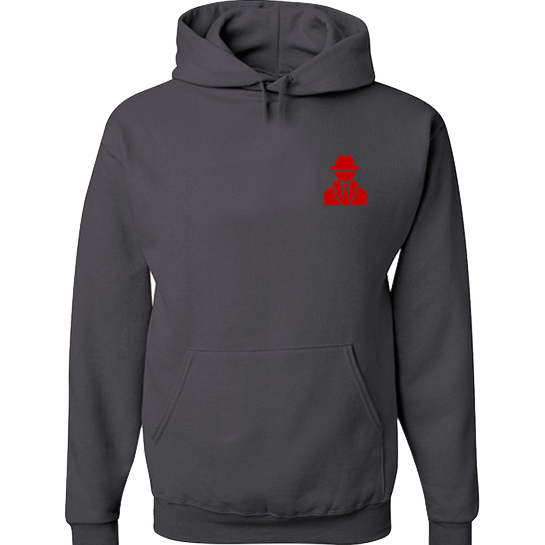 Citizen X Hoodie From Envisionaries
