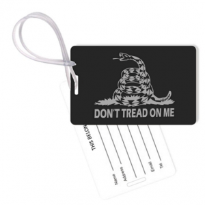 Gadsden Bag Tag & Gear Tag Set From Envisionaries