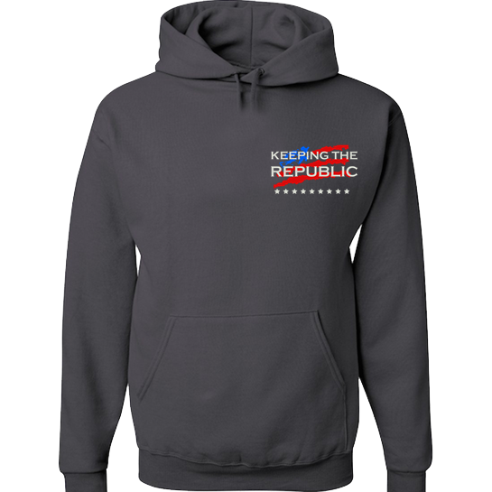 Keeping The Republic Hoodie From Envisionaries