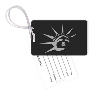 Lady Liberty Bag Tag & Gear Tag Set From Envisionaries