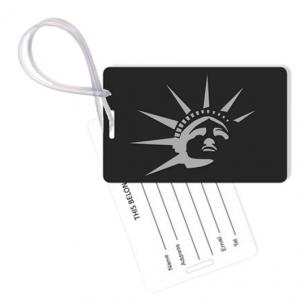 Lady Liberty Bag Tag & Gear Tag Set From Envisionaries