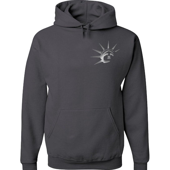 Lady Liberty Hoodie From Envisionaries