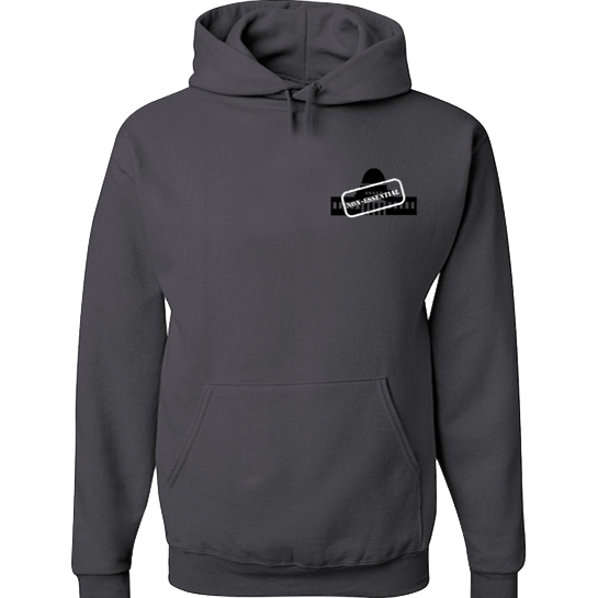 Non Essential Hoodie From Envisionaries