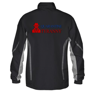 Quarantine Tyranny Jacket From Envisionaries