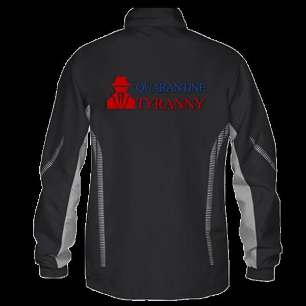 Quarantine Tyranny Jacket From Envisionaries